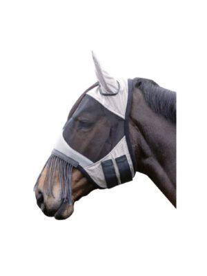 HKM Fliegenschutzmaske Fringes