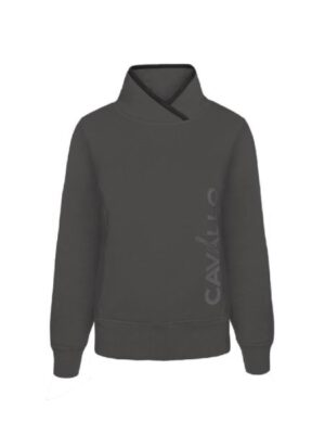 Cavallo Sweat-Shirt Sahila mit Kragen
