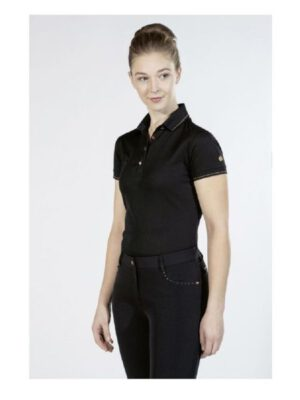 HKM Polo-Shirt Rosegold Glamour