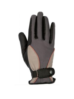HKM HandschuhTopas CM-Style Softshell dunkelgrau